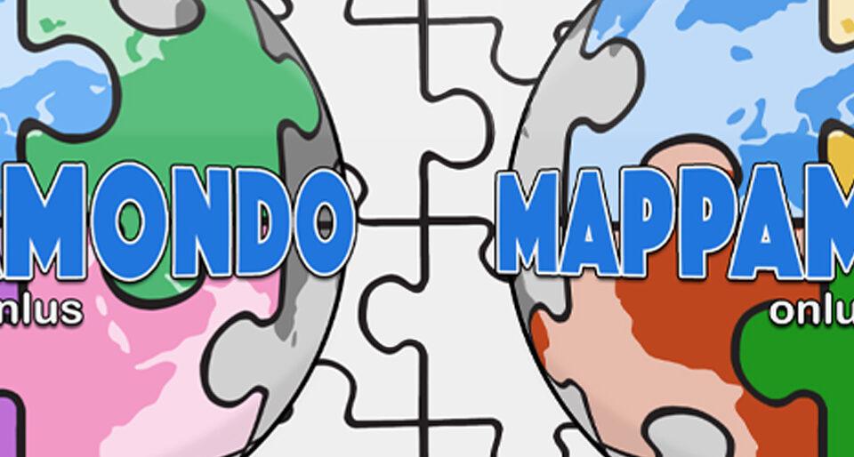 Restyling logo Mappamondo