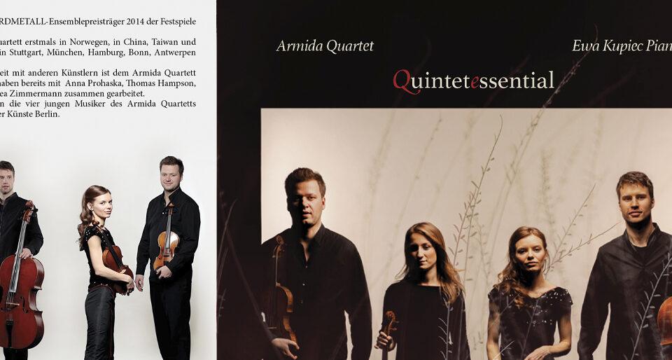 CD QuintetEssential